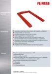 Palettenwaage Standard
