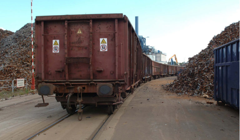 Flintab-05-Gleiswaage-Beton-Einsatz-Recycling